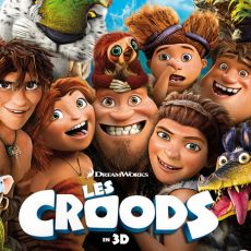 Online coloring pages of The croods