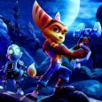 Coloring pages Ratchet and Clank