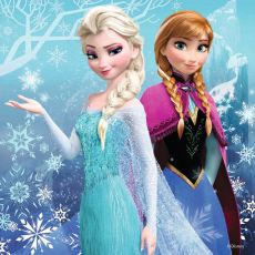 Online coloring pages of Frozen