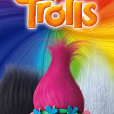 Online coloring pages of The trolls