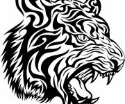 Coloring pages Cougars