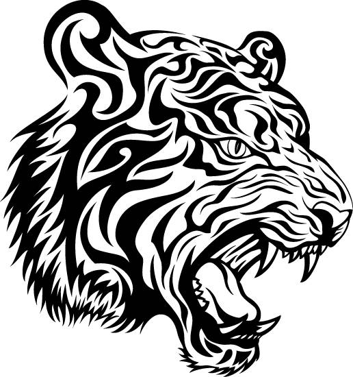 Free coloring and drawings Maternal Cougars Coloring page