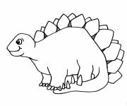 Coloring pages Online dinosaur