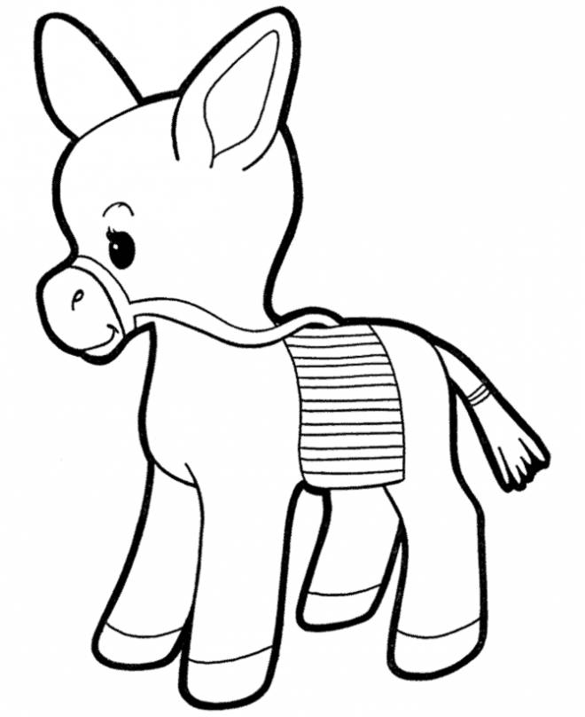 Free coloring and drawings A ânon Coloring page