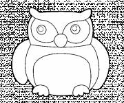 Coloring pages Owl to download