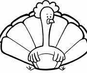 Coloring pages Turkey online