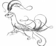 Coloring pages Weasel to download
