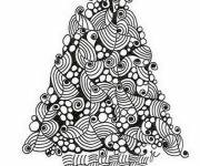 Coloring pages Adult Fir