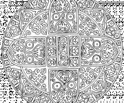 Coloring pages Magic Artistic Adult