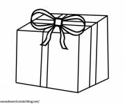 Coloring pages A simple gift