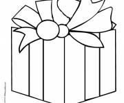 Coloring pages Easy gift