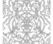 Coloring pages Adult Difficult Online