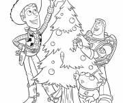 Coloring pages Disney Christmas coloring