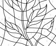 Coloring pages Magic Easy Rose