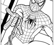 Coloring pages Coloring spiderman