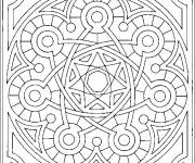 Coloring pages Adult Anti-stress
