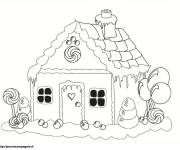 Coloring pages Houses and beautiful buildings