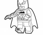 Coloring pages Lego Batman for kids