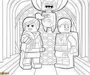 Coloring pages Lego Batman The Movie