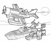 Coloring pages Lego Army
