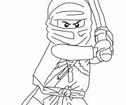 Coloring pages Lego Ninjago to download