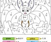 Free coloring and drawings Addition magic mouse chef Coloring page