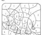 Coloring pages Magic days of the week