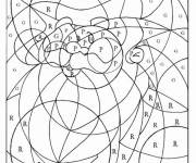 Coloring pages Magic Large section
