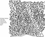 Coloring pages Magic The letter A