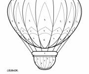 Coloring pages Easy Mystery