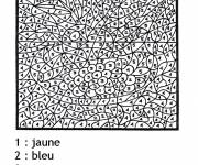 Coloring pages Very difficult magic