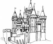 Coloring pages A Palace to download