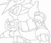 Coloring pages Easy Pokemon