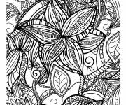 Coloring pages Adult Mandala Online