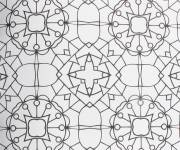 Coloring pages Psychedelic coloring