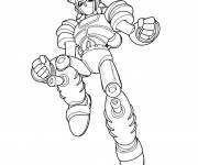 Coloring pages Robot  Astro boy