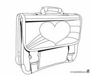 Free coloring and drawings Online Binder Coloring page