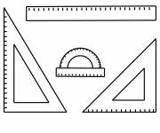 Free coloring and drawings The Rule for Students Coloring page