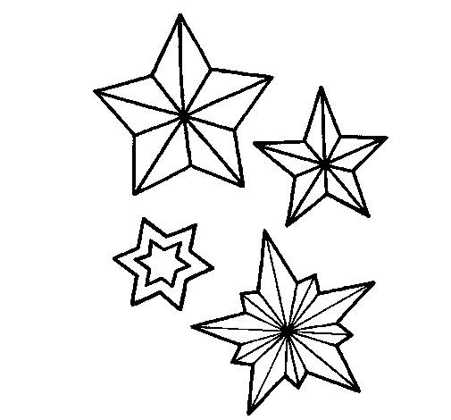 Free coloring and drawings Snowflake to print Coloring page