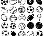 Coloring pages Types of Balloons