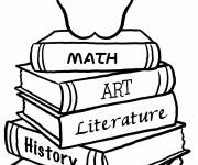 Coloring pages Education Teen