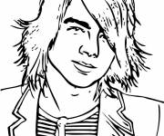 Coloring pages Teen for relaxation