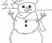 Coloring pages Winter Snow 35