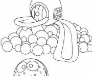 Coloring pages Andy Pandy drawing