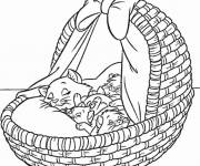 Coloring pages Aristocats