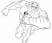 Coloring pages Ben 10 to print