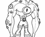Coloring pages Ben 10 to print free