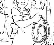 Coloring pages Great Candy in black and white