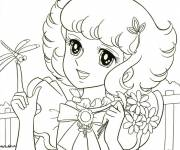 Coloring pages Joyful Candy