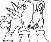 Coloring pages Chaotic free